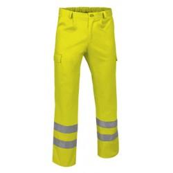 pantalón alta visibilidad TRAIN
