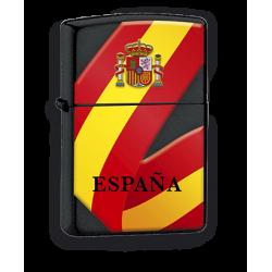 mechero negro España imitacion zippo