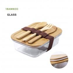FIAMBRERA BEJAR Bambu y Cristal