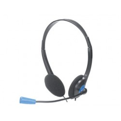 Auricular ngs headset ms103 con microfono y control...