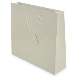 Bolsa regalo Papel con etiqueta 36x40