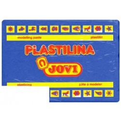 Plastilina jovi 72 azul oscuro -unidad -tamaño grande