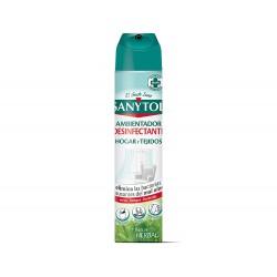 Ambientador sanytol desinfectante para hogar y tejidos...