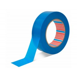 Cinta adhesiva aislante tesa 20 mt x 19 mm color azul