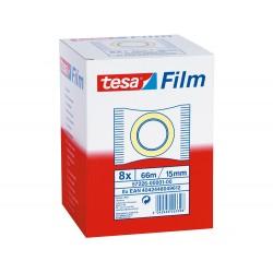 Cinta adhesiva tesa standar 66 mt x 15 mm