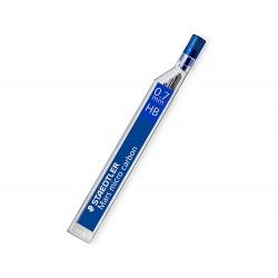 Minas staedtler mars micro grafito 0,7 mm hb tubo con 12...
