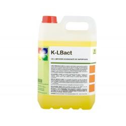 Limpiador higienizante desodorizante garrafa 5 litros