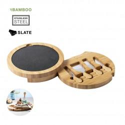 SET QUESOS Bambu POMEL