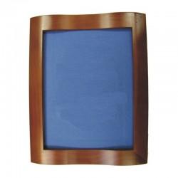 Metopa portafoto con filtro azul