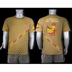 Camiseta Sublimación Barbaric Ejercito de Tierra España