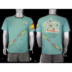 Camiseta Sublimación Barbaric 100 años Legión España