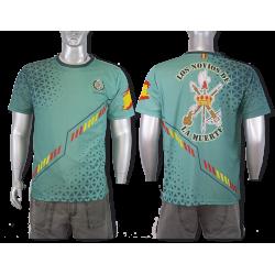 Camiseta Sublimación Barbaric Legión España