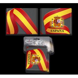 Cartera Billetera impresa España