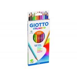 Lapices de colores giotto stilnovo skin tones caja de 12...