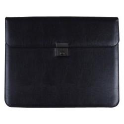 Cartera documentos 80-825 negra 370x300 mm -con 2 bolsas...