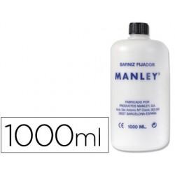 Barniz fijativo manley 1000 ml