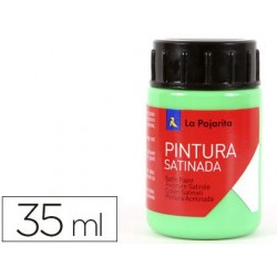 Pintura latex la pajarita verde cesped 35 ml