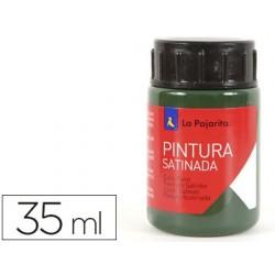 Pintura latex la pajarita verde pino 35 ml