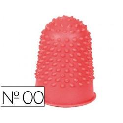 Dediles goma nº 00 -caja de 12 18-20 mm de diametro