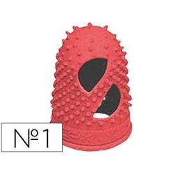 Dediles goma nº 1 -caja de 12 20-22 mm de diametro