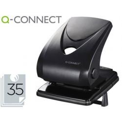 Taladrador q-connect kf01236 2 taladros -color negro...