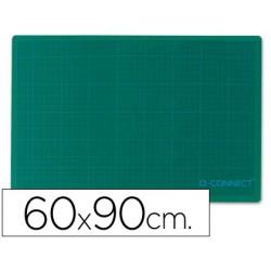 Plancha para corte q-connect -tamaño 600x900 mm a-1 verde