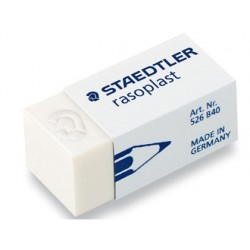 Goma Staedtler noris 526 b40 plastico