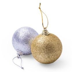 Bolas de arbol navidad