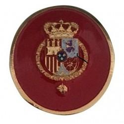 Insignia Ovalada casa Real