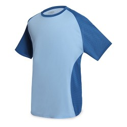 Camiseta Combinada Sport Hombre