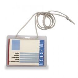 Identificador Vertical Rigido con cordón
